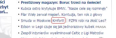Kmfort!